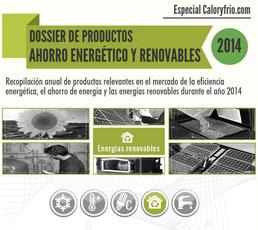 Dossier Ahorro energético y renovables