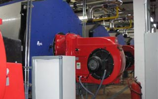 Instalacion de Ygnis District Heating junto a ESES