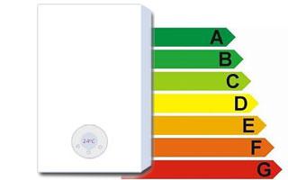 Etiqueta energética para las calderas de gas