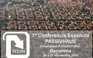 7º Conferencia Española PassivHaus