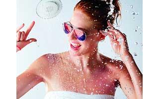 Jacob delafon te propone una ducha con tu m sica favorita a todo volumen - Canciones para la ducha ...