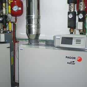 calderas centralizadas Fagor