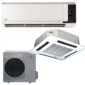 Kaysun aire acondicionado: gamas y equipos
