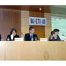 Jornadas técnicas de Ariston en el CETIB