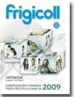 Catalogo de aire acondicionado de Frigicoll