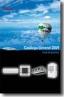Catalogo de aire acondicionado de Toshiba