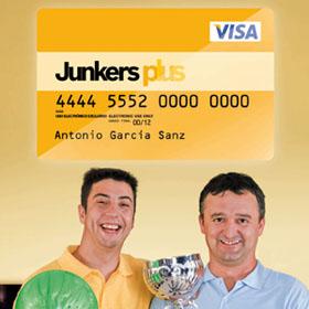 Tarjeta Club Junkers Plus