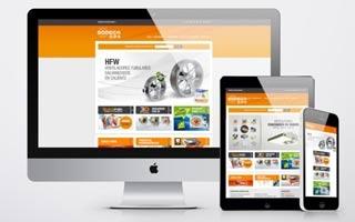 Sodeca renueva su web con diseño responsive