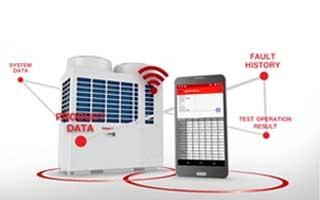 SMMSe (Super Modular Multi System) de Toshiba, alta eficiencia energética para climatización de edificios