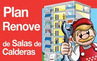 Plan Renove de Salas de Calderas y de Componentes Industriales a Gas en Madrid