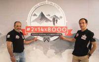 Sígue el proyecto 2x14x8000 y acompaña a Juanito Oiarzabal en su reto de escalar por segunda vez los 14 ochomiles