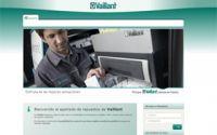 Vaillant lanza una nueva web de repuestos para instaladores
