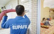 Plan Renove de Lana Mineral Insuflada para incentivar la rehabilitación de la envolvente térmica de las viviendas
