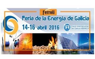 Ferroli presentó sus gamas de biomasa y calderas de gas y gasóleo en la I Feria de la Energia de Galicia