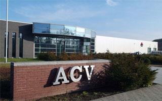 ACV Internacional reestructura sus plantas de fabricación en Bélgica