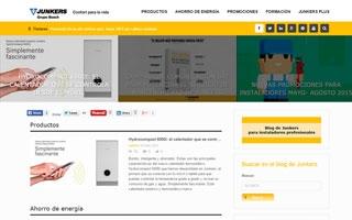Nace el Blog de Junkers con información práctica e interactiva para instaladores profesionales