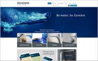 Genebre actualiza su página web adaptada a todos los dispositivos móviles