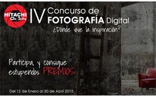Aire acondicionado Hitachi convoca el IV Concurso de Fotografía Digital