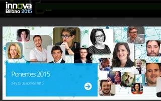 Cita con el márketing, la comunicación digital y la innovación en Bilbao en Innova Bilbao 2015