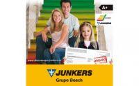 Junkers se empeña en la factura de gas en el Día Mundial del Ahorro