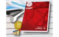 Jaga presenta su catálogo 2015 con importantes novedades en calefacción y ventilación