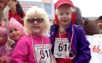 Instal XPERT de Saunier Duval colabora con la primera carrera en favor del albinismo