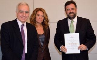 URSA, primera empresa de aislamiento con el distintivo de Garantía de Calidad Ambiental de la Generalitat