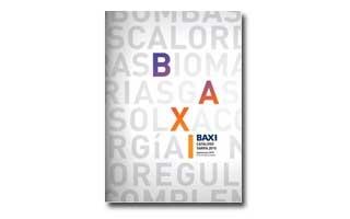 Baxi presenta su nuevo catálogo-tarifa de calefacción y ACS, con un diseño más visual e intuitivo