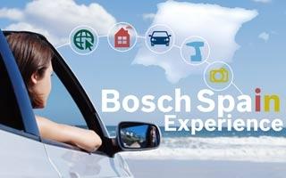 Arranca la Bosch Spain Experience, los cinco exploradores seleccionados por Bosch conocerán las innovaciones de la marca