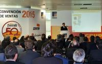 El grupo Ferroli celebra los buenos resultados obtenidos en 2014 y presenta novedades en  la convención nacional de ventas