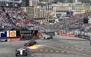 Mitsubishi Electric asiste al Gran Premio de Fórmula 1 de Mónaco