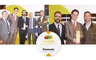 La climatización eficiente del gimnasio Lo+Fit recibe el premio Panasonic Pro Awards