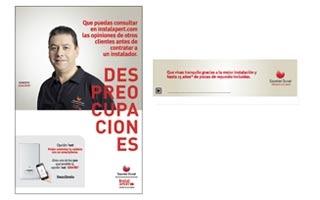 Instal XPERT llega a todos los hogares a través de su campaña DESPREOCUPACIONES