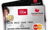 Nuevas tarjetas Saunier Duval MasterCard