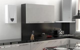 Los calentadores termostáticos para agua caliente Ariston FAST EVO ahorran hasta un 38% de gas