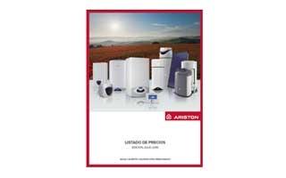 Ariston presenta nuevo catálogo de calefacción, agua caliente sanitaria y energías renovables