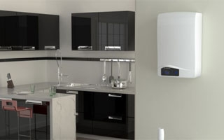 Nuevo calentador de gas para agua caliente Next Evo by ARISTON