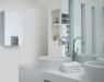 Calentador termostático estanco turboMAG plus de Vaillant, seguridad y fiabilidad en el baño