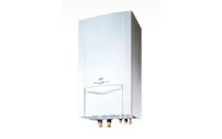 Hidrobox-KWF-125 ACS, unidad interior VRF para la generación de agua caliente sanitaria