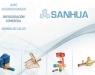 Novedades en el catálogo de válvulas Sanhua para aire acondicionado, refrigeración comercial y bomba de calor
