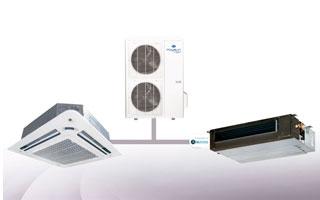 La nueva gama aire acondicionado Inverter Zen de Kaysun incorpora el sistema de TWINS
