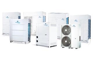 Sistemas VRF de climatización de caudal variable Kaysun