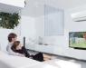 Aire acondicionado Split con tecnología inteligente y eficiente Etherea de Panasonic