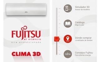 Fujitsu Aire Acondicionado lanza su app móvil de realidad aumentada