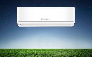 Kaysun incorpora el gas refrigerante ecológico R-32 a la gama de aire acondicionado doméstico