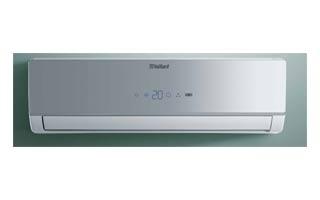 Sistemas Mono y Multi Splits en la gama de aire acondicionado doméstico de Vaillant