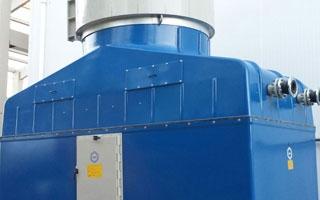 Torres de refrigeración, condensadores y enfriadores adiabáticos EWK Equipos de refrigeración S.A.