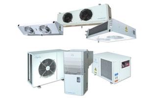 Equipos de refrigeración para cámaras frigoríficas, almacenamiento y procesos comerciales e industriales Intarcon