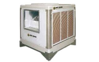 Climatizadores evaporativos Met Mann serie AD SMALL PREMIUM de 5.500-15.000 m3/h