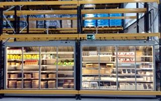 Eurofred instala el primer sistema de frío autónomo con gas refrigerante natural CO2 en un supermercado español